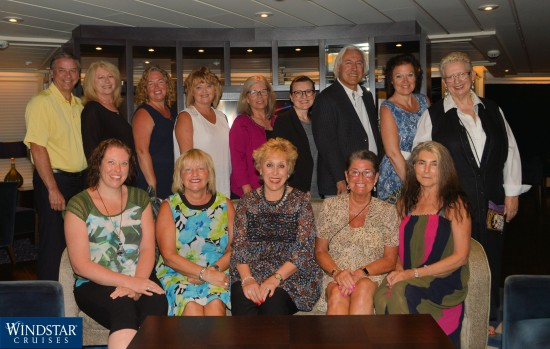 FAM report: Windstar cruises the Panama Canal with agents & guests