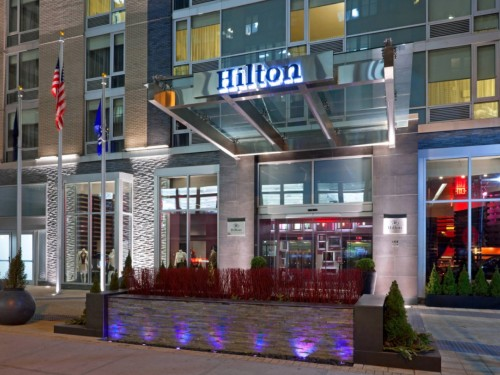 Hilton trims commissions on North America group bookings