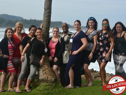 Destination wedding specialists explore Oahu's North Shore