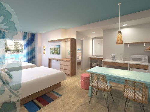 Universal Orlando reveals two new family-friendly, value-added hotels