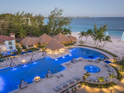 Sandals' new agent rewards program Points to Paradise