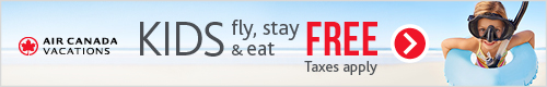Air Canada Vacations - Footer Leaderboard (Tablet) -April 16