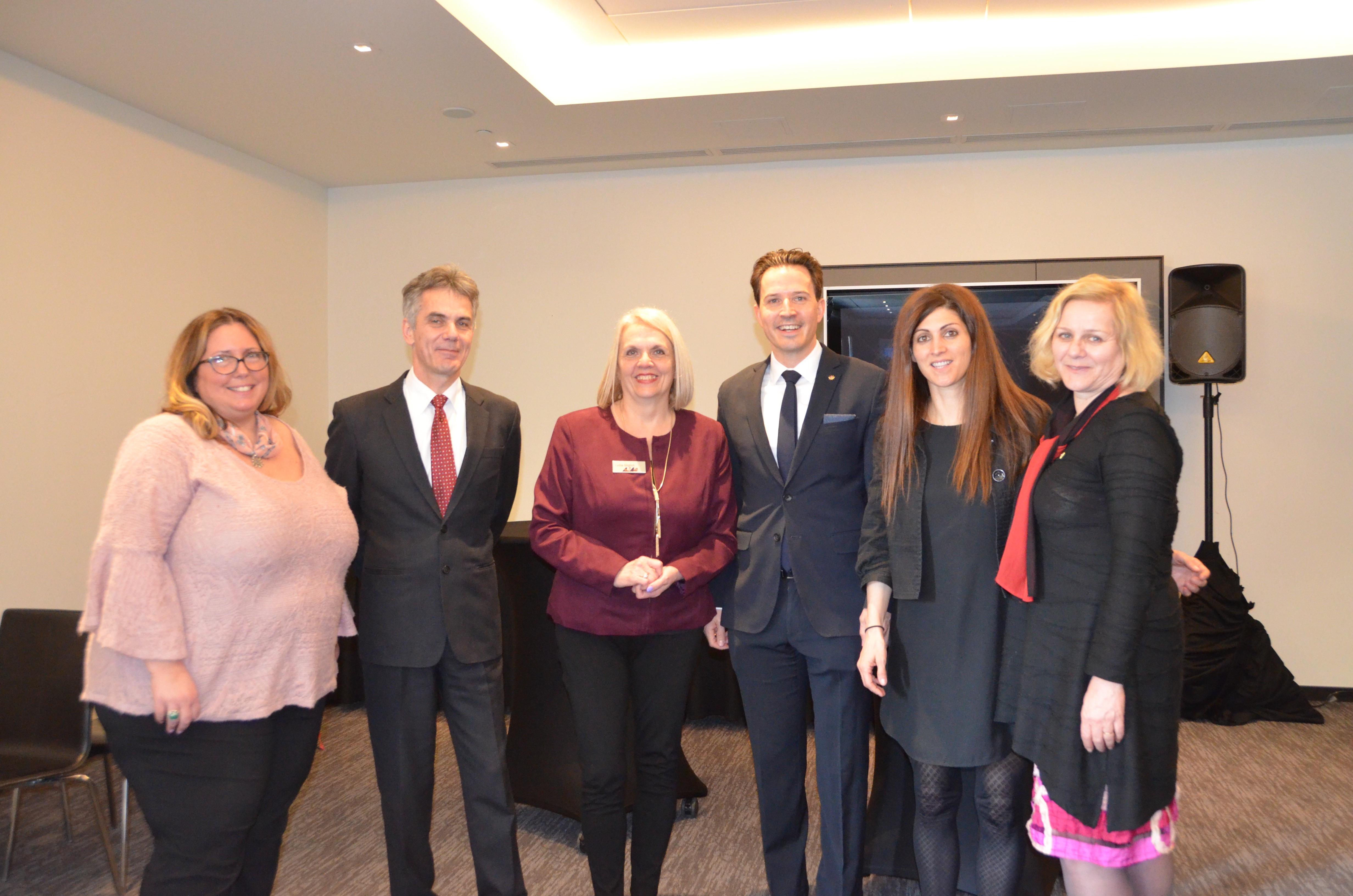 Switzerland Tourism charms Calgary travel partners