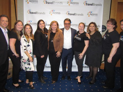 TravelBrands goes green at Vancouver Agent Appreciation Event