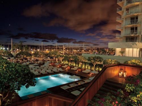 Diamond acquires The Modern Honolulu