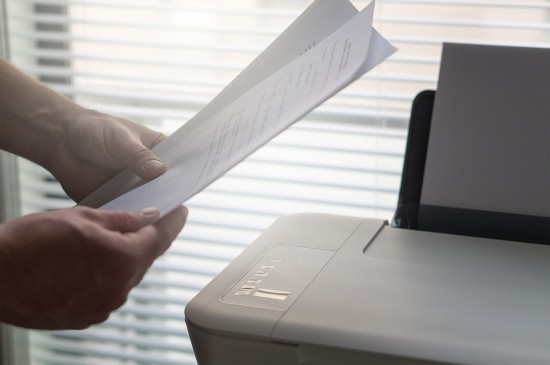 Love paperwork? Going home-based might not be for you