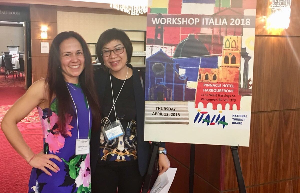 Workshop ITALIA 2018 lands in Vancouver