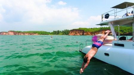 Snorkelling opportunities abound with G Adventures' new east coast Sri Lankan sailing trips