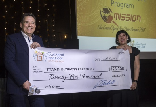 TTAND launches one-of-a-kind partner incentive program
