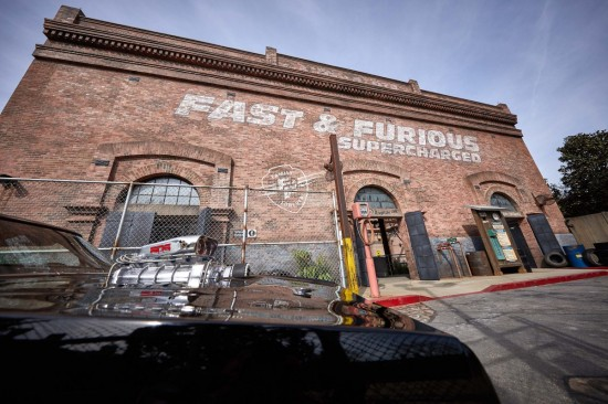 Universal opens latest Fast & Furious Attraction