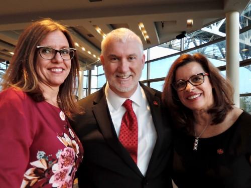 Air Canada celebrates Zurich, Paris, Sacramento launch