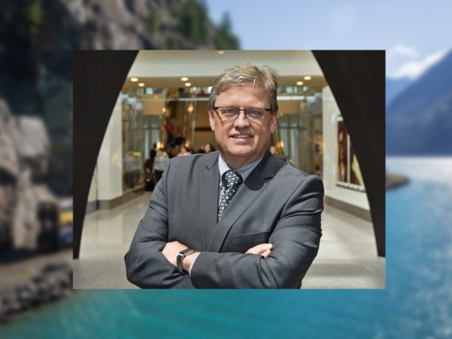 Rocky Mountaineer welcomes Mark Southern as new VP & COO