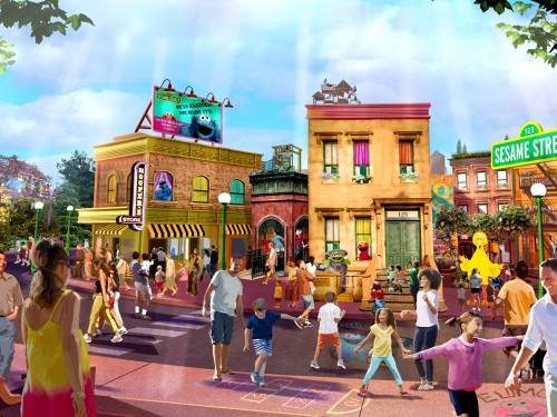 Sesame Street coming to Seaworld Orlando