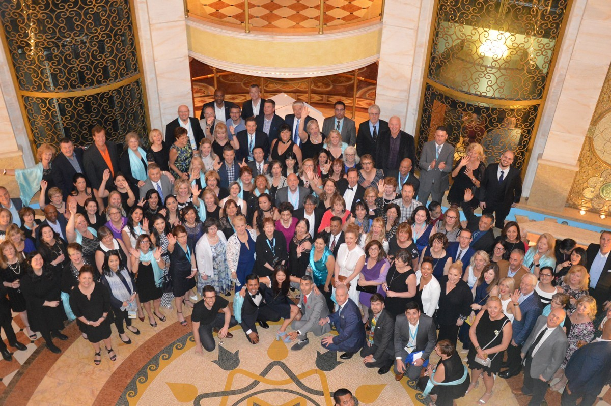 CWT honours Western Canadian agents at latest conference