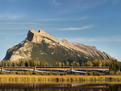 Book 2 Rocky Mountaineer trips, get 2 days free