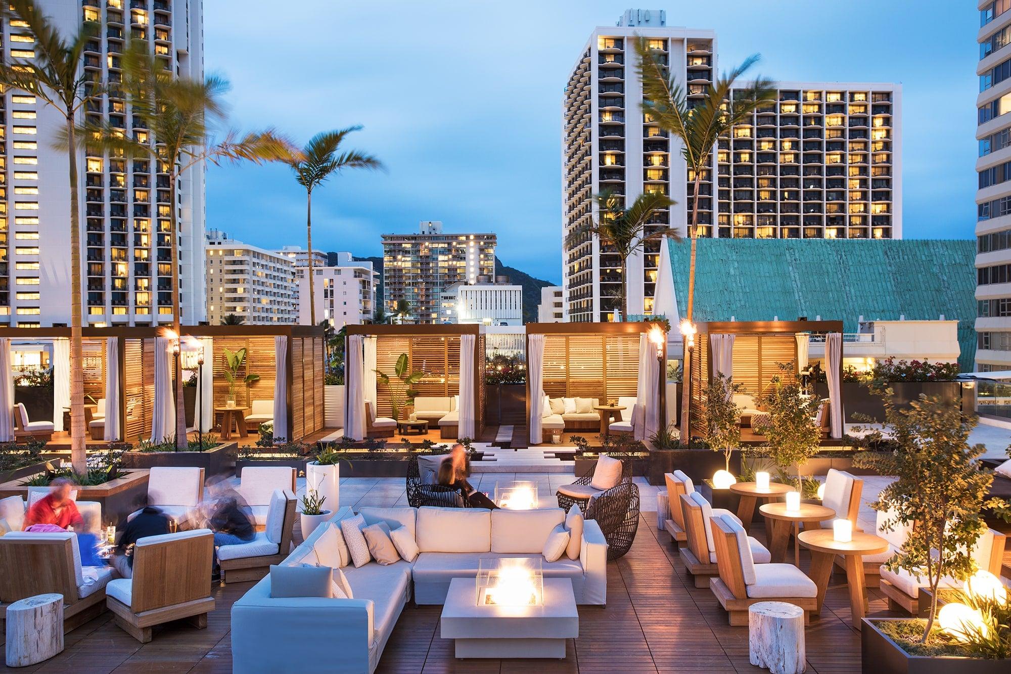 Modern 'Alohilani Resort brings sustainability to Waikiki Beach