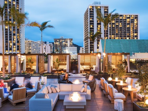Modern 'Alohilani Resort brings sustainability to Waikiki Beach