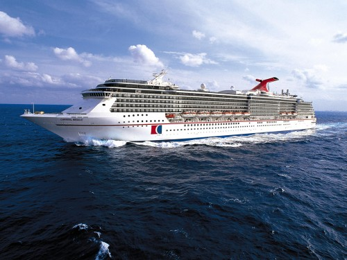 Carnival adds 3 special sailings