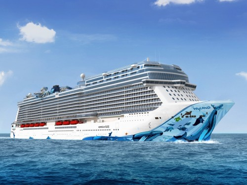 New contest from TravelBrands Cruises and NCL
