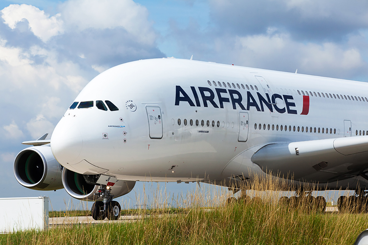 Air France enacts temporary governance structure