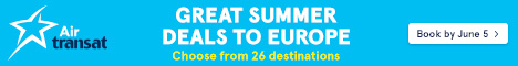 Transat - standard banner - May 18