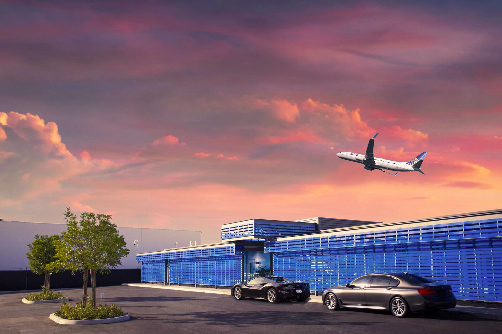 New private terminal at LAX grants luxury access for United passengers