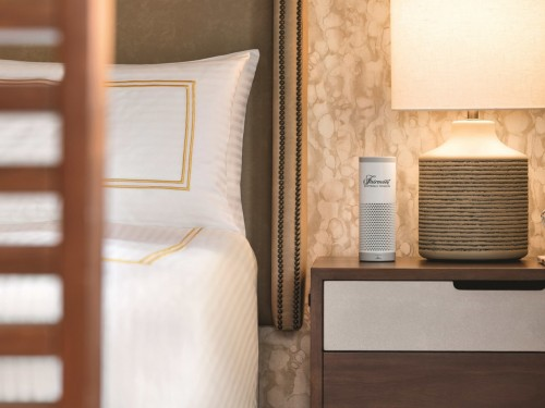 Fairmont Gold has been revamped with exclusive guest-friendly tech features