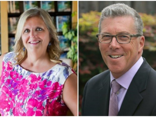 Ensemble Board of Directors welcome new chair & vice chair