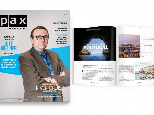 June's PAX features Travel Edge's Jeff Willner, river cruise guide and more!