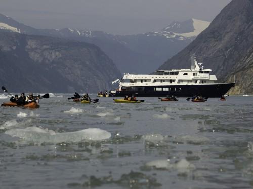 New itinerary and early start mark Uncruise's 2019 Alaska season