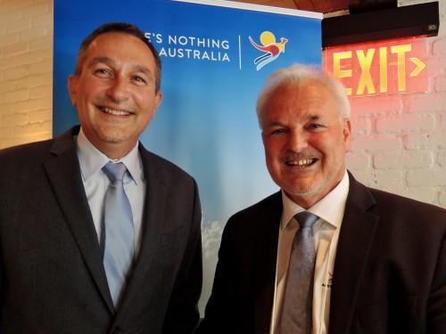 Arrivals to Australia continue to climb