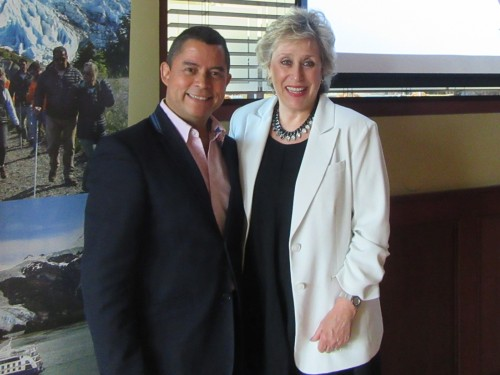 Australis and Windstar educate agents in Vancouver