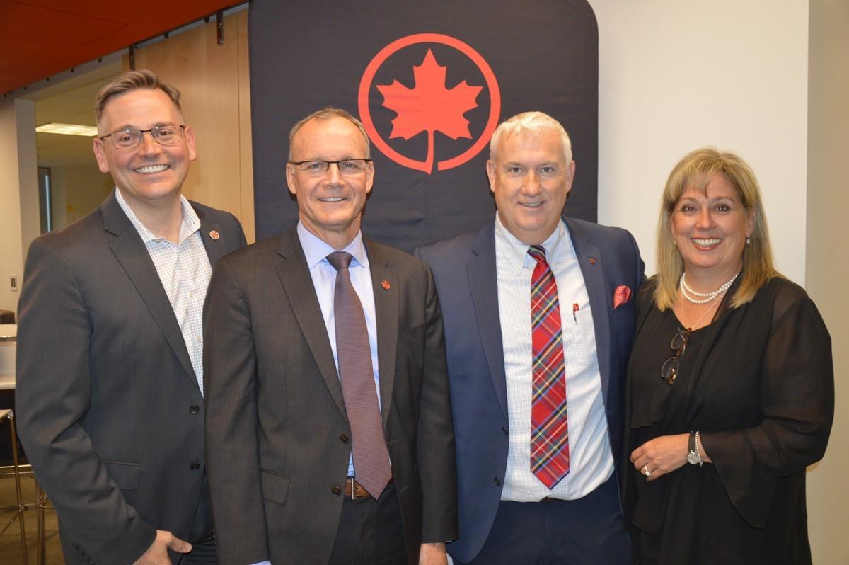 AC's Duncan Bureau & John MacLeod talk about their new roles