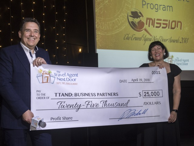 TTAND named Host Agency of the Year by ACTA