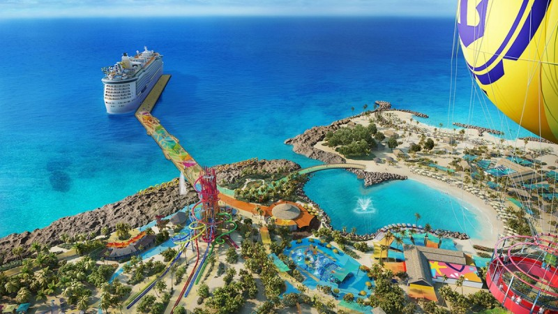 EXCLUSIVE: RCI unveils the 'Perfect Day at CocoCay'