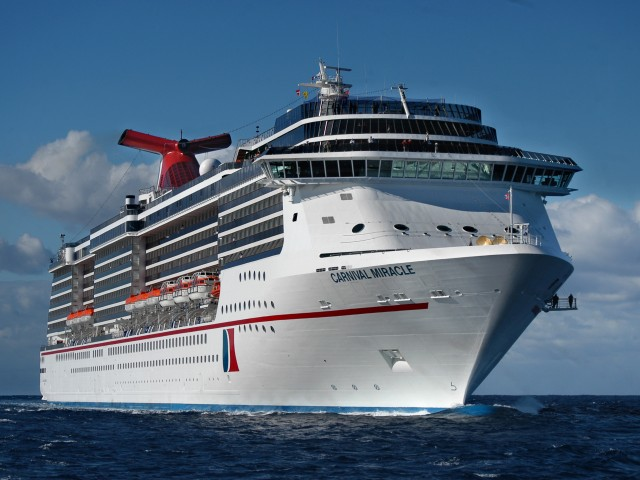 Carnival Miracle to make a comeback at the Port of San Diego