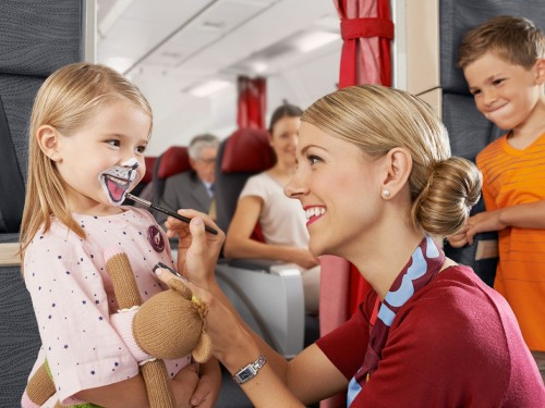 Air Canada brings family-friendly services to its check-in counters