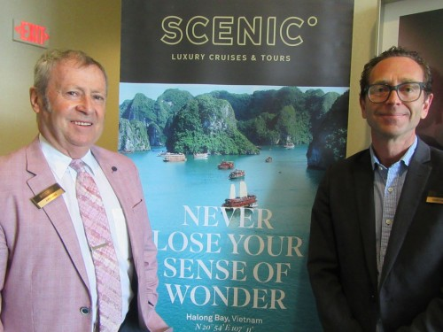 Scenic's cross-Canada tour wraps up in Vancouver