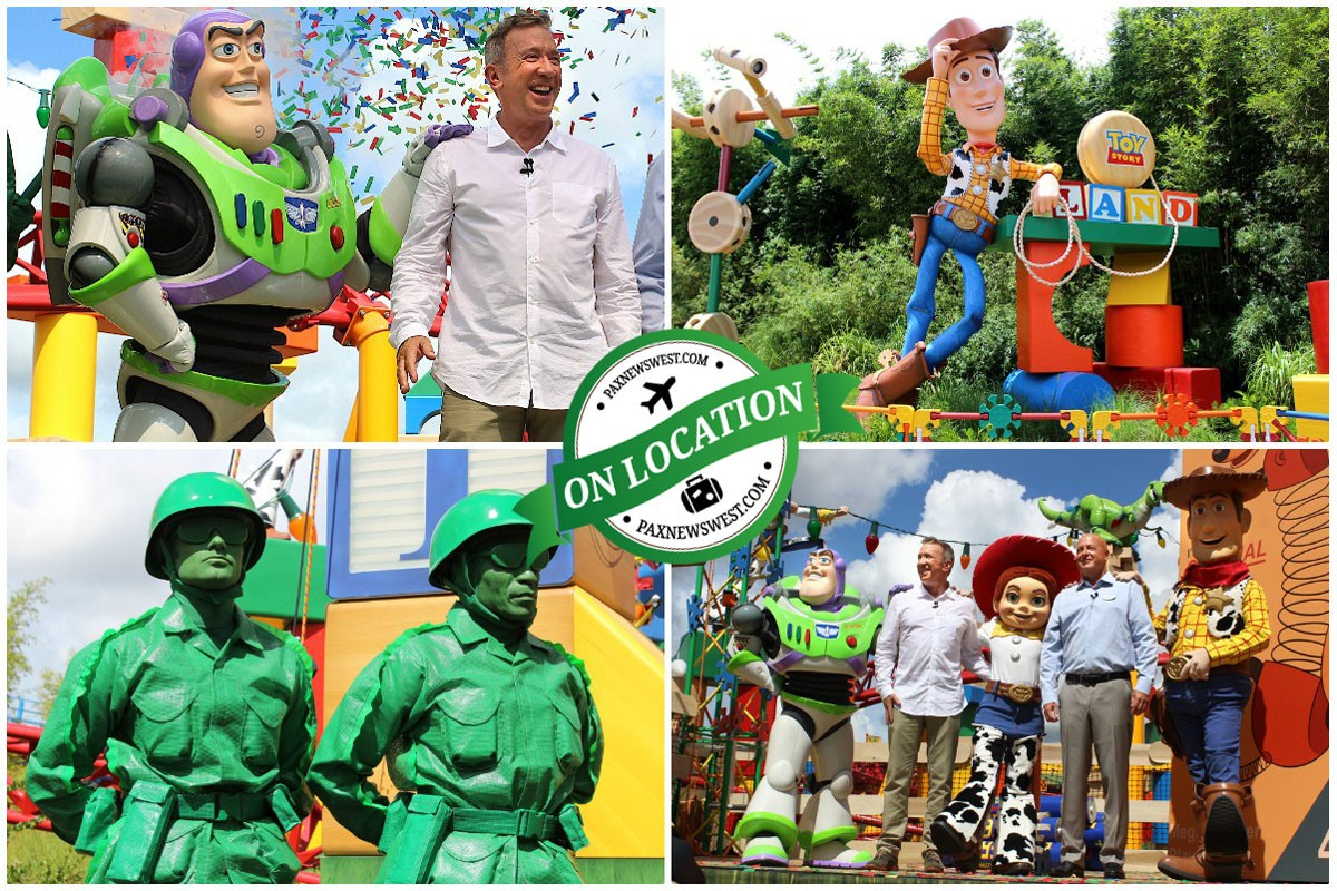 Toy Story Land is now open at Walt Disney World Resort