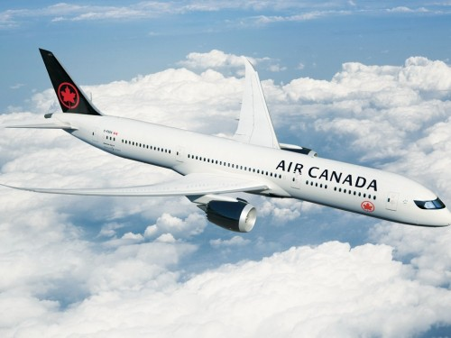 Air Canada's 25 new summer routes are officially in operation