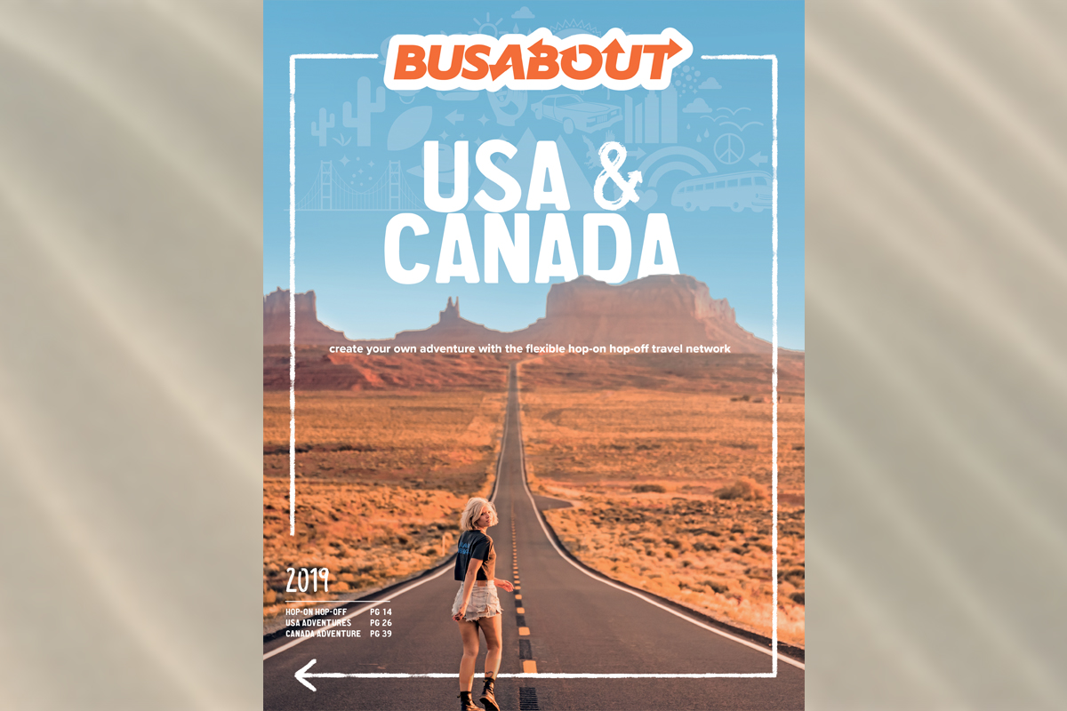 Busabout brings Hop-on Hop-off trips to Canada & USA