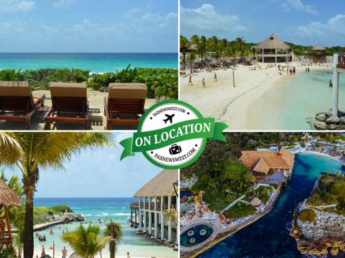 A closer look at the Occidental Grand Xcaret
