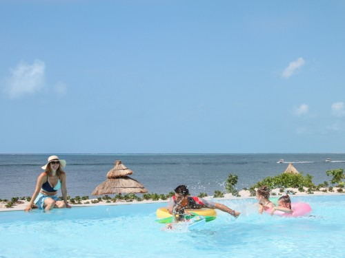 Club Med Cancún Yucatán now has a bigger Aguamarina