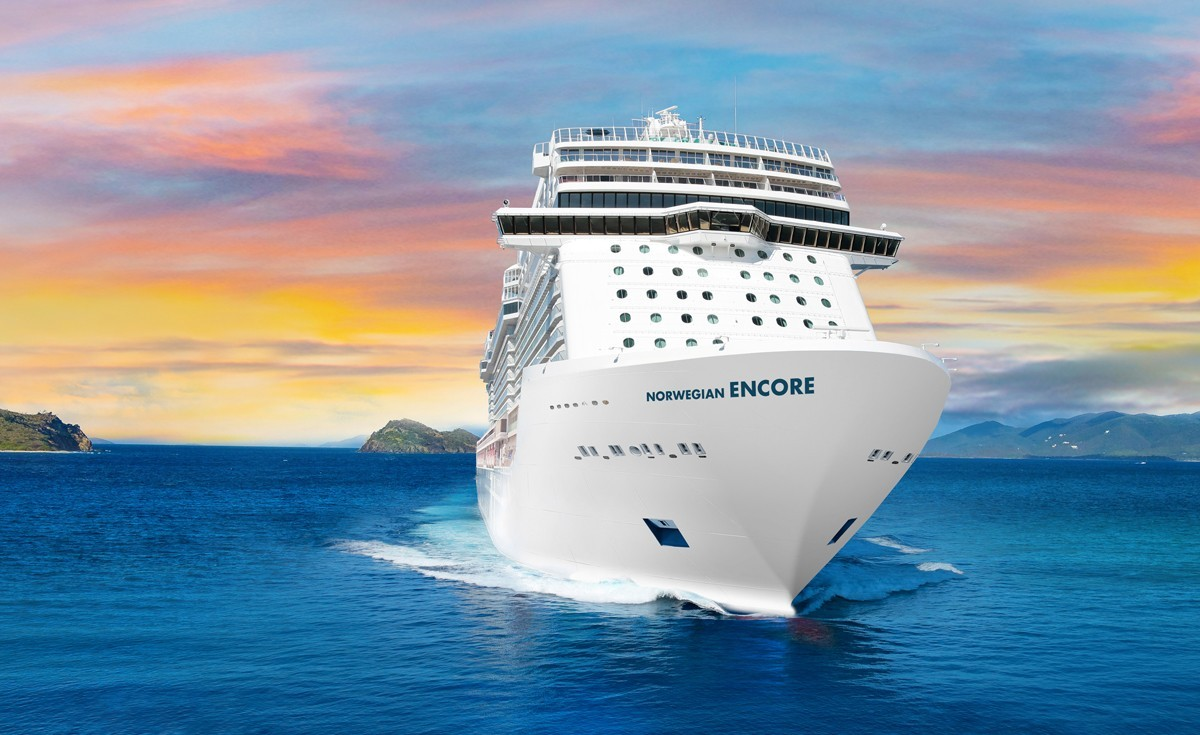 Get 10,000 Loyalty points from TravelBrands when you book 5 NCL cruises