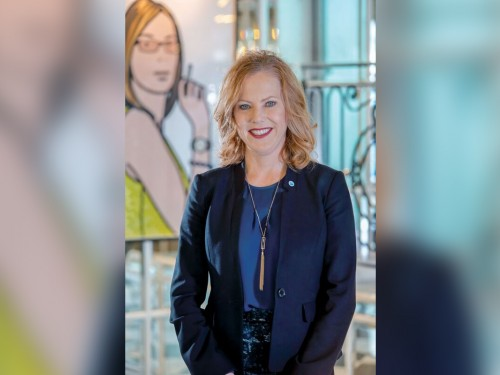Catching up with Uniworld's Lisa Willey