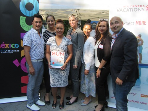 ACV, AMResorts & Mexico Tourism host agent appreciation event