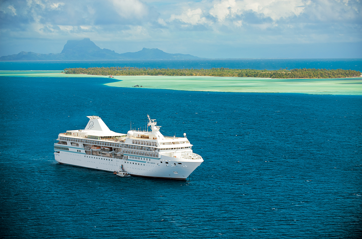 Paul Gauguin has two holiday cruises in the South Pacific this year