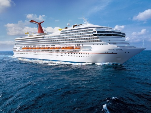 Renovated Carnival Triumph gets a new name