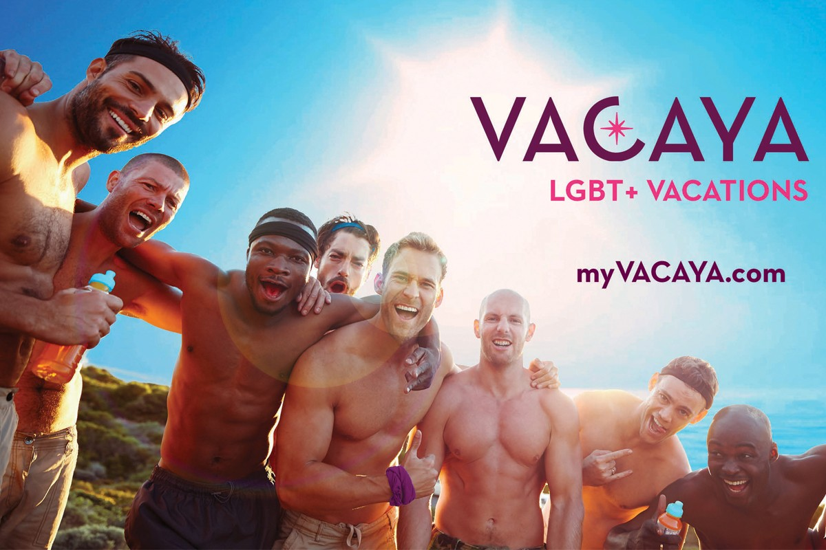 Introducing VACAYA, the new LGBT+ vacation company
