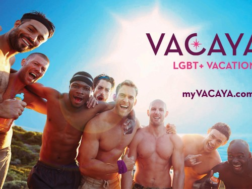 Introducing VACAYA, the new LGBT+ vacation company